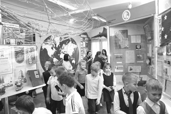 Для севастопольских школьников прошла познавательная беседа «Рыбацкие династии»