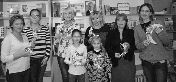 В Севастополе прошла творческая лаборатория «Новогоднее чудо»