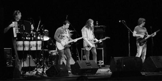Рок-группа Чиж & Co выступила в Севастополе
