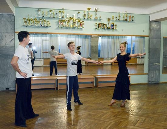 «Мириданс» показал класс в Севастополе