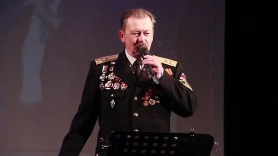 Сергей Курочкин отметил юбилей концертом в Севастополе