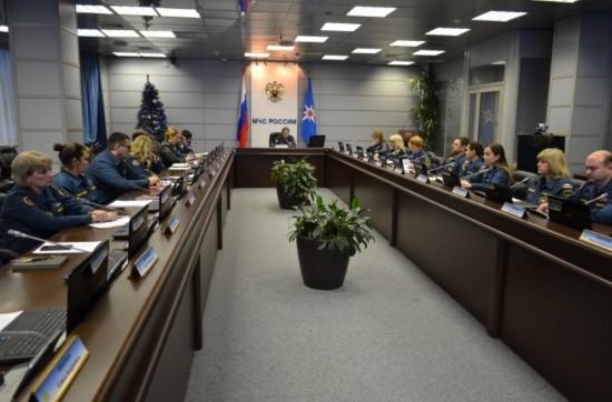 В Крыму подвели итоги работы психологической службы МЧС за 2019 год