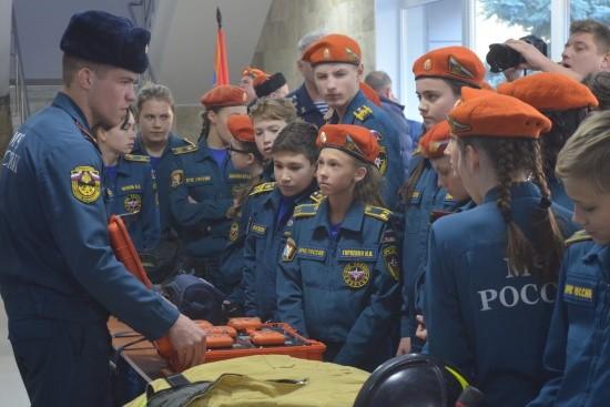 В Севастополе чествовали победителей Регионального этапа фестиваля и спасателей-добровольцев