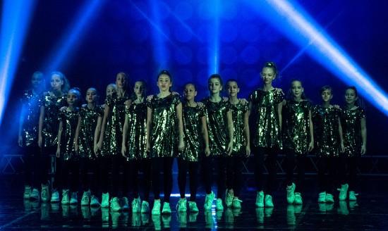 В Севастополе прошел отчетный концерт школы-студии «TODES»