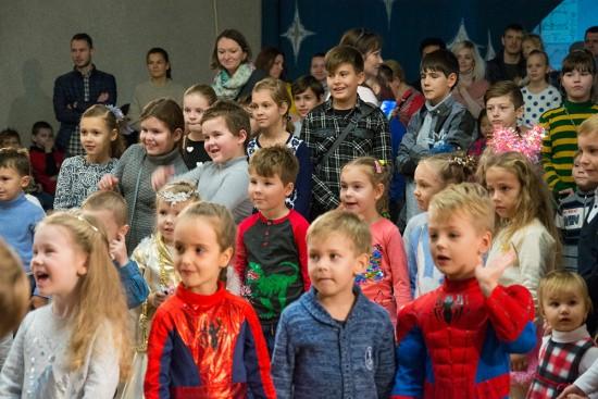 В Севастополе состоялась премьера спектакля «Сказка о хрустальной туфельке»