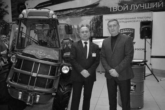 Севастопольские аграрии смогут покупать и обслуживать новейшую сельхозтехнику