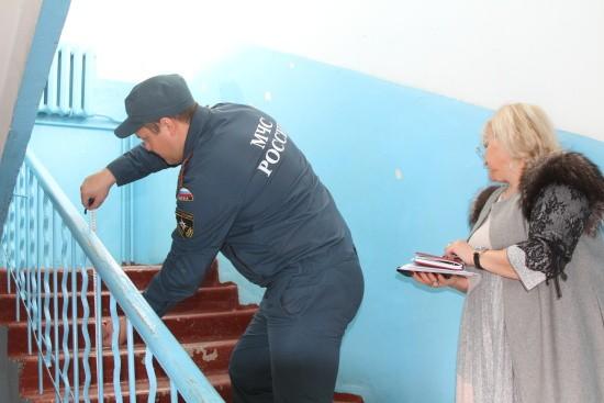 Сотрудники МЧС провели внеплановые проверки севастопольских учреждений культуры и досуга
