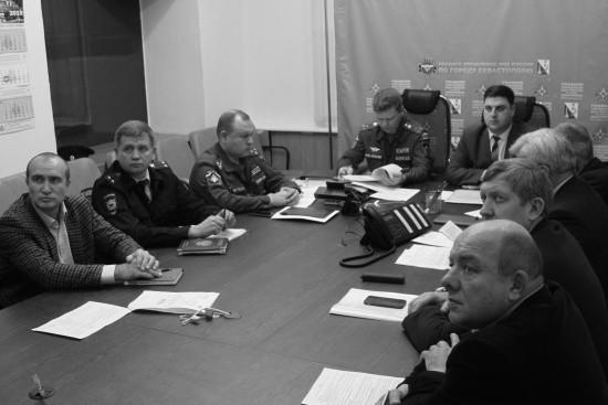 В Севастополе начались учения по ликвидации последствий ЧС на транспорте