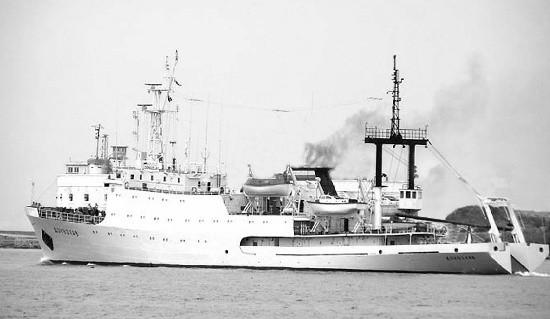 Четыре ранее неизвестных участка суши обнаружил экипаж гидрографического судна «Донузлав»