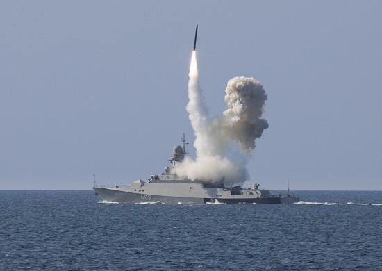 За 2019 год Черноморский флот выполнил свыше 500 боевых упражнений