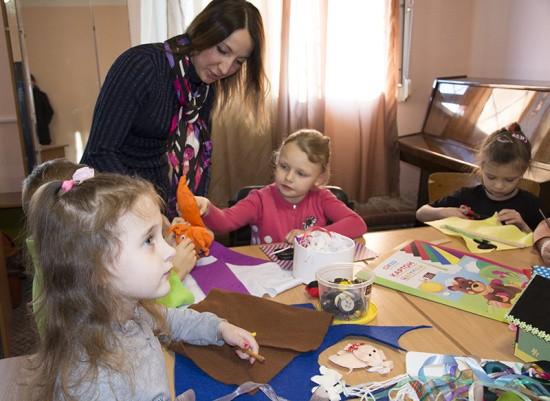 В Севастополе мастер-классом отметили День творчества и детских изобретений
