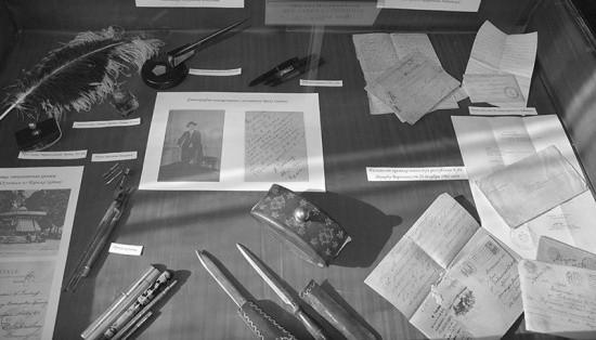 В Севастополе отметили День ручного письма