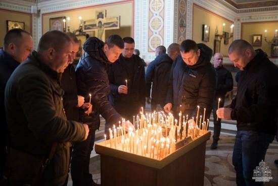 В Севастополе бойцы «Беркута» почтили память павших сослуживцев