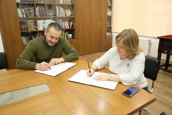 В Херсонесе подписали стратегически значимые договоры о сотрудничестве