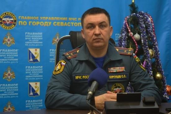 Новогодние торжества в Севастополе прошли без серьёзных происшествий