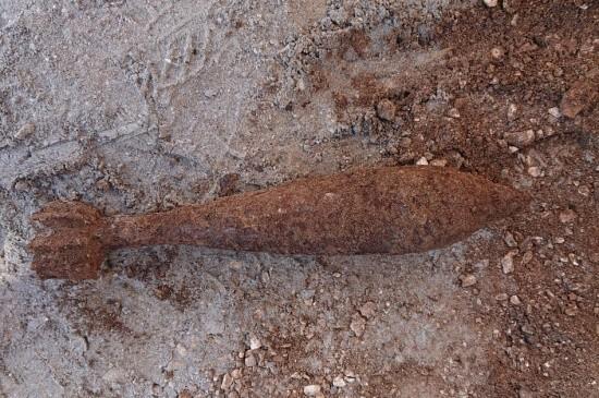 В Балаклаве обнаружена немецкая минометная мина