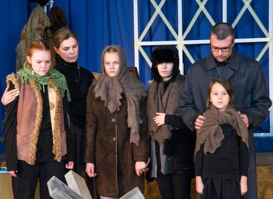 Юным севастопольцам рассказали о героическом подвиге жителей Ленинграда