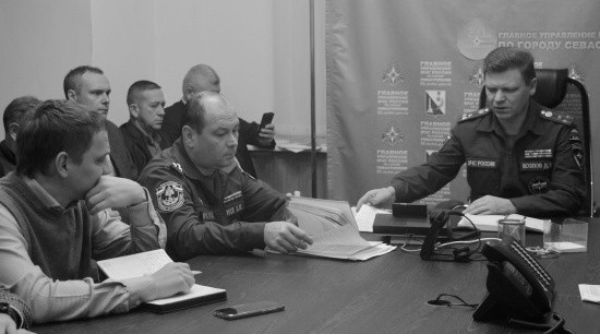 В Севастополе обсудили подготовку к пожароопасному сезону 2020 года