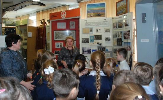 Школьникам рассказали как развивалась рыбная отрасль в Севастополе