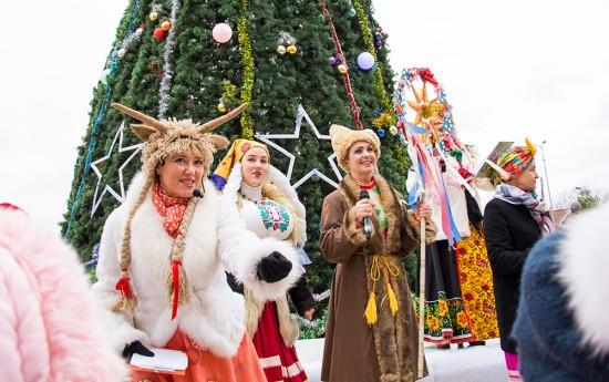Светлый праздник Рождества отметили в Севастополе