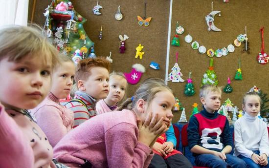 В Севастополе отметили День детского кино