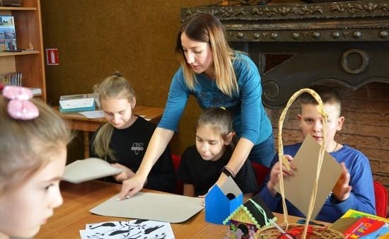 В Севастополе прошел мастер-класс по изготовлению оригинальных скворечников