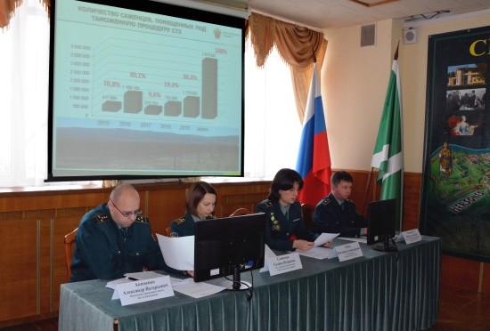 Севастопольская таможня провела рабочую встречу с участниками ВЭД