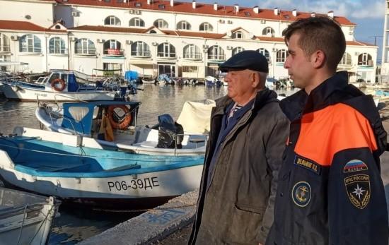 ГИМС продолжает рейды в севастопольской акватории