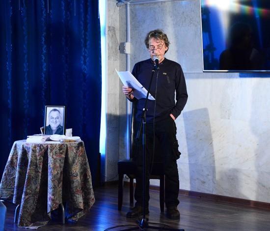 В Севастополе прошел вечер памяти поэта Павла Любимова