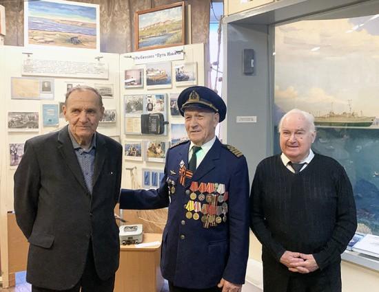 В Севастополе готовятся отметить 60-летие управления океанического рыболовства