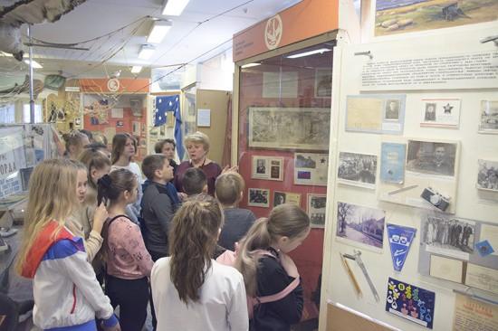 Севастопольским школьникам рассказали о профессии рыбака