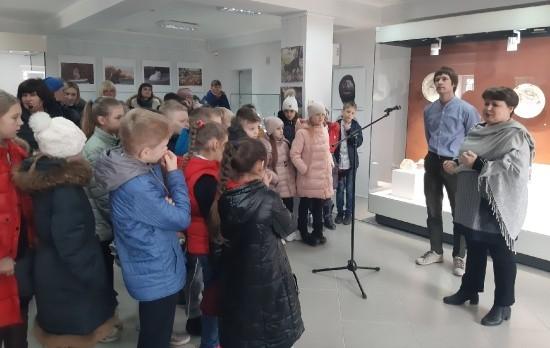 В Севастополе открылась выставка «Девять жизней в Херсонесе»