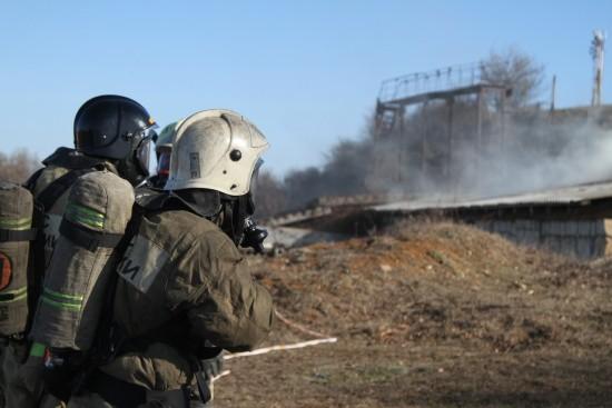 Севастопольские газодымозащитники прошли «тест на прочность»