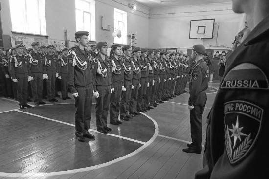 В Севастополе прошёл военно-патриотический слёт «Доблесть Отчизны»