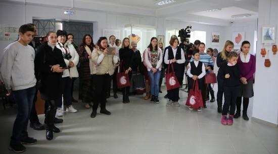 В Севастополе подвели итоги международного конкурса «Миры мастера Эрьзи»