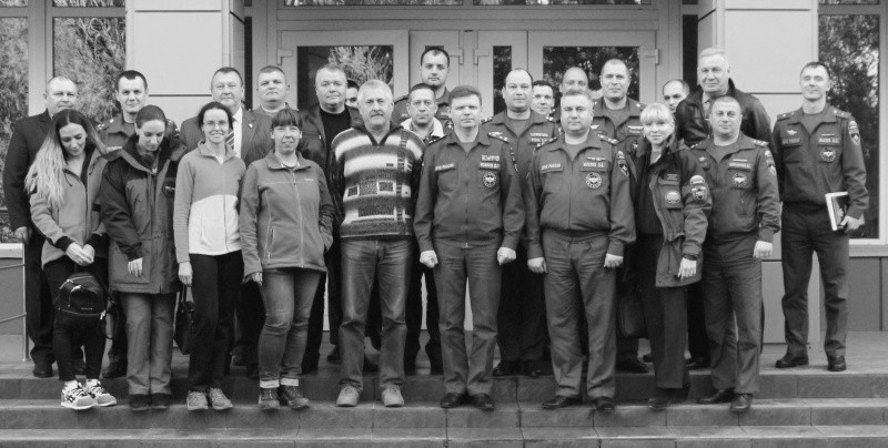 В Севастополе обсудили вопросы взаимодействия МЧС с добровольческими организациями