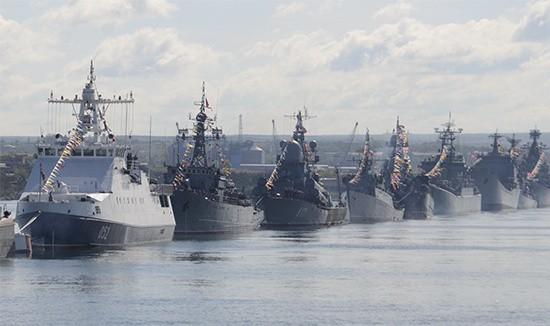 Более 20 кораблей примут участие в праздновании Дня Победы в Севастополе, Новороссийске и Керчи