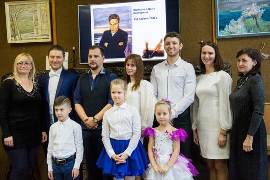 В ДКР состоялась литературная гостиная, посвященная Пастернаку