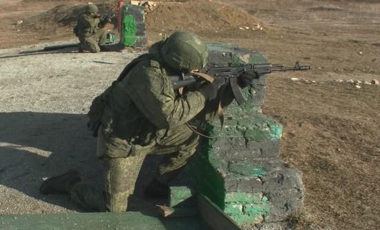 Разведчики ЧФ готовятся к окружному этапу конкурса «Отличники войсковой разведки»
