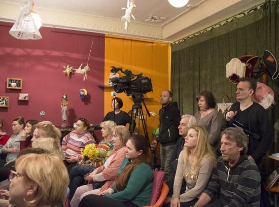 В Севастополе прошел предпремьерный показ спектакля «Космическая одиссея для двухкомнатной хрущевки»