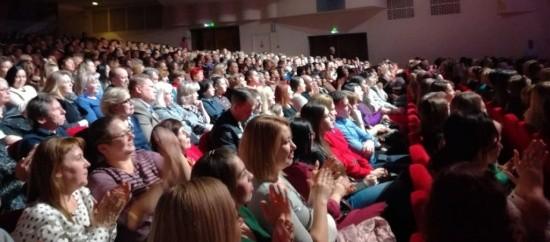 Ирина Дубцова дала концерт в Севастополе