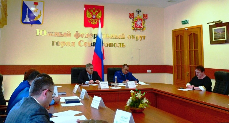 Прокурор Севастополя провел личный прием по поручению Президента