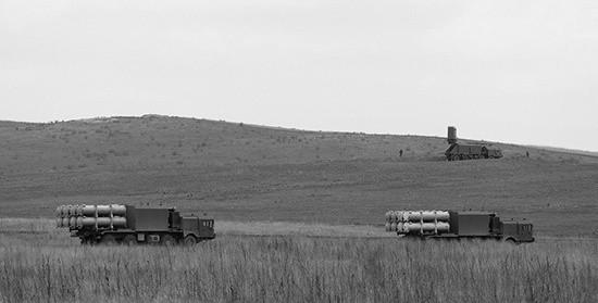 Расчёты ракетных комплексов Черноморского флота проводят плановые учения