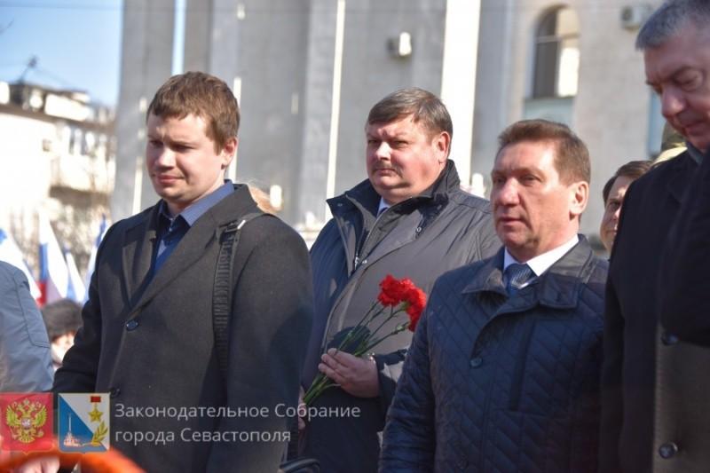 В Крыму проходят мероприятия ко Дню общекрымского референдума