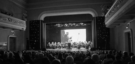 В Севастополе состоялся концерт русского народного оркестра «Жемчужина России»