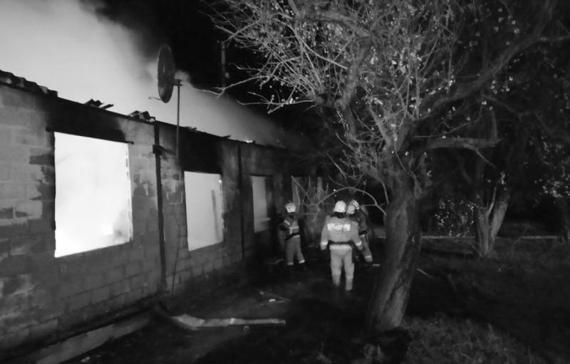 Один человек погиб при ночном пожаре в Севастополе
