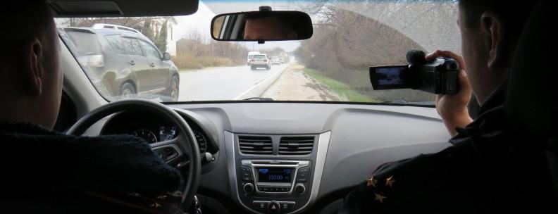 В Севастополе планируют усилить «скрытое патрулирование» на дорогах