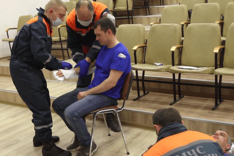 Севастопольские спасатели лучшие в соревнованиях «Человеческий фактор» по ЮФО