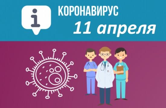 На утро 11 апреля в Севастополе нет новых случаев заражения коронавирусом