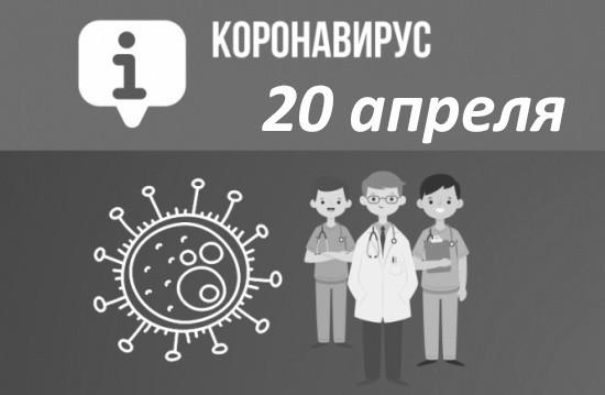 Оперативная сводка по коронавирусу в Севастополе на 20 апреля